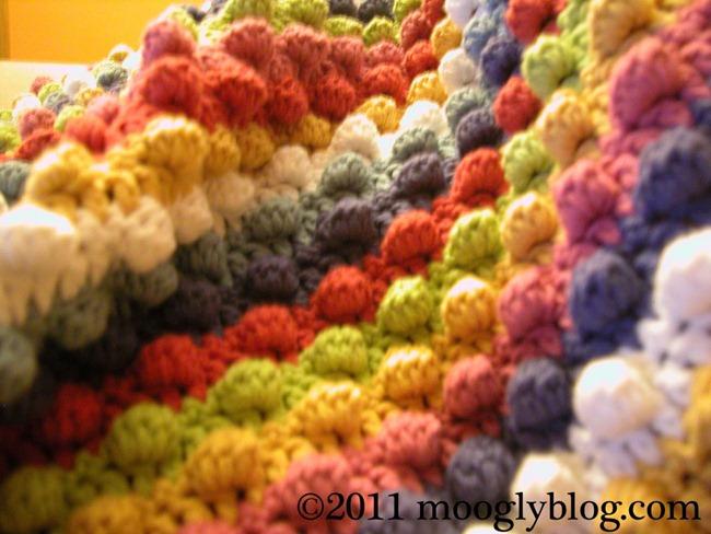 Baby Blanket Pattern - Moogly