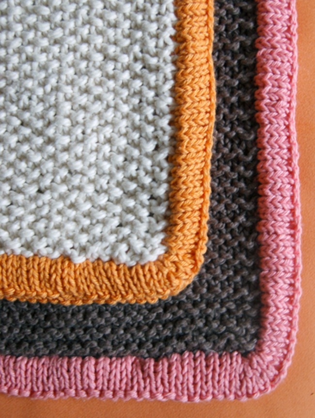 Baby Blanket Pattern - Purl Bee