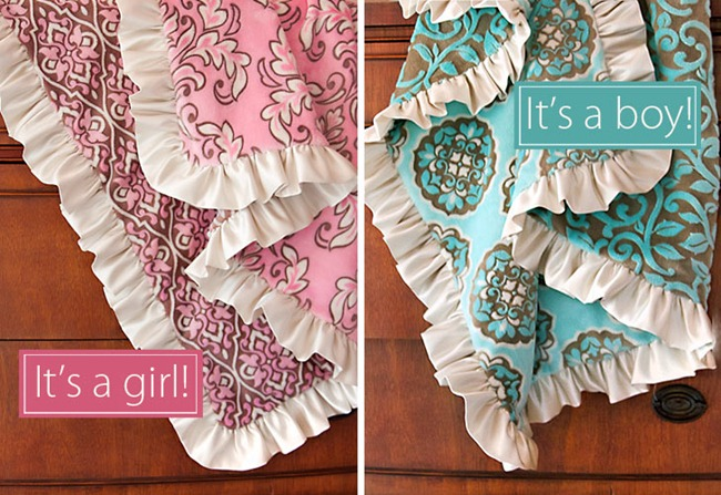 15 Handmade Baby Blanket Tutorials Everythingetsy Com