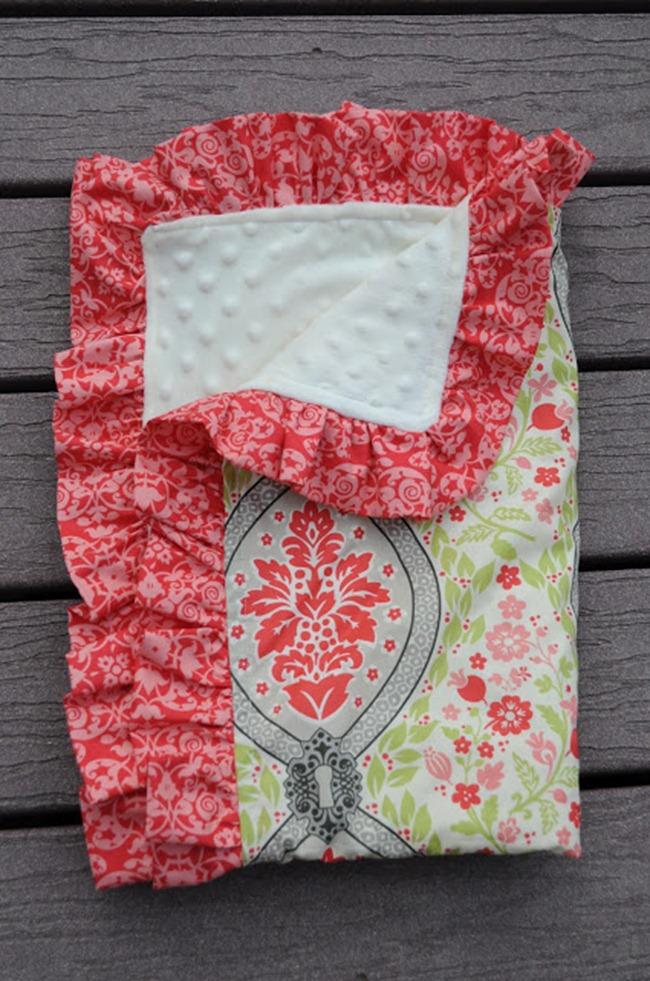 85e27033f0e6b 15 Handmade Baby Blanket Tutorials - EverythingEtsy.com