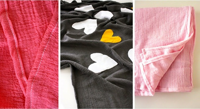 Baby Blanket Tutorial - Dana Made It