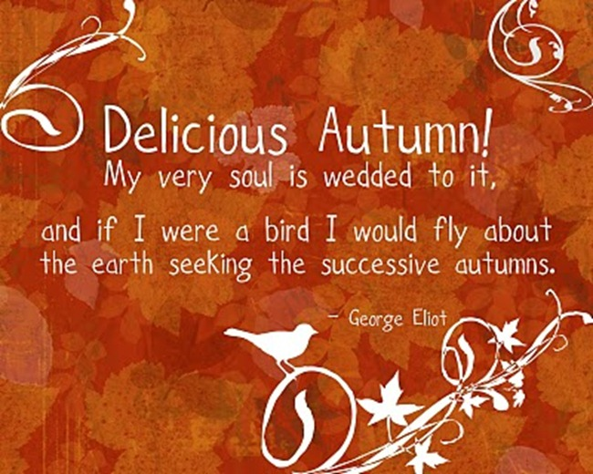 Fall Printables - Delicious Autumn