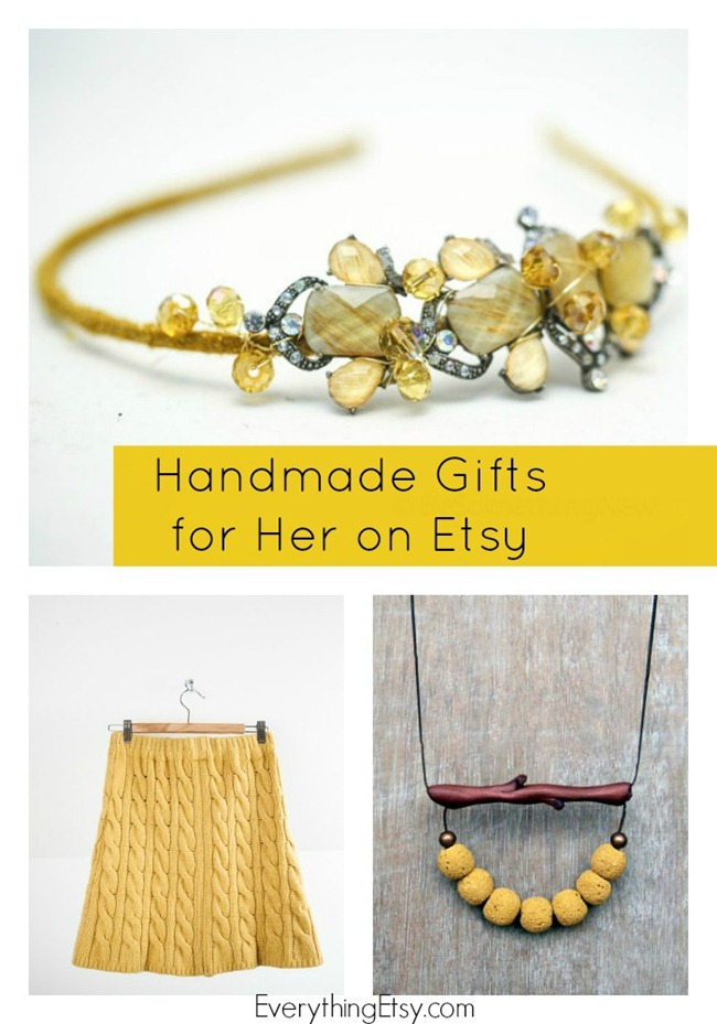Handmade Gifts for Her on Etsy - EverythingEtsy.com