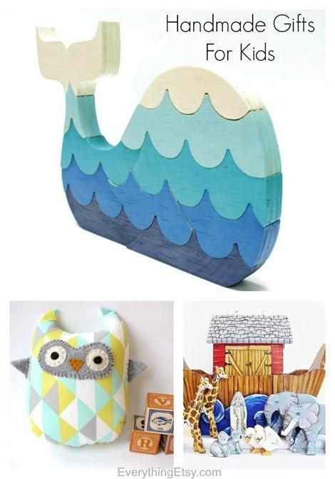 Handmade Gifts for Kids on Etsy - EverythingEtsy.com