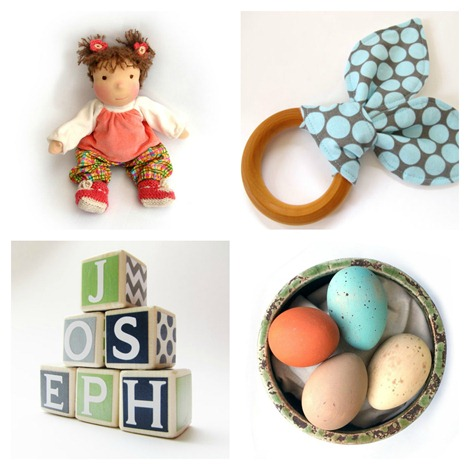 Handmade Gifts for Kids on Etsy