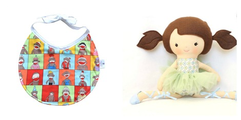 Handmade Gifts for Little Ones