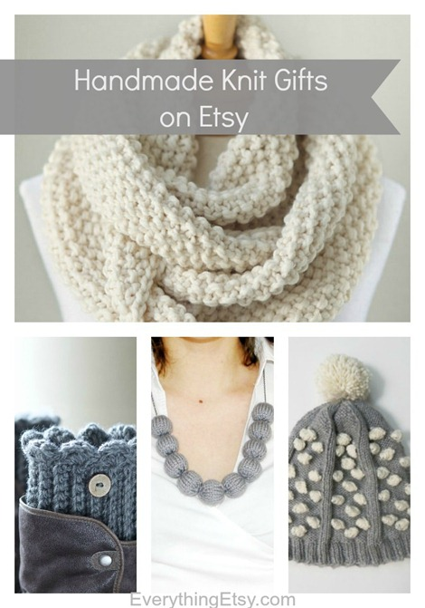 Handmade Knit Gifts on Etsy - EverythingEtsy.com