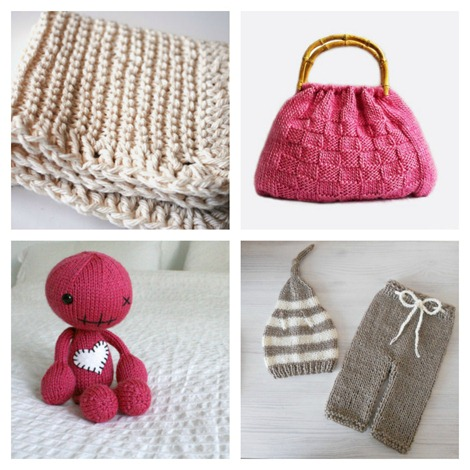 Handmade Knit Gifts