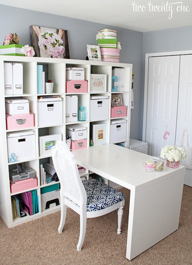 Home Office Craft Space Two Twenty One