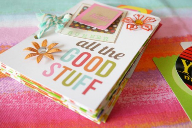 notebook slider