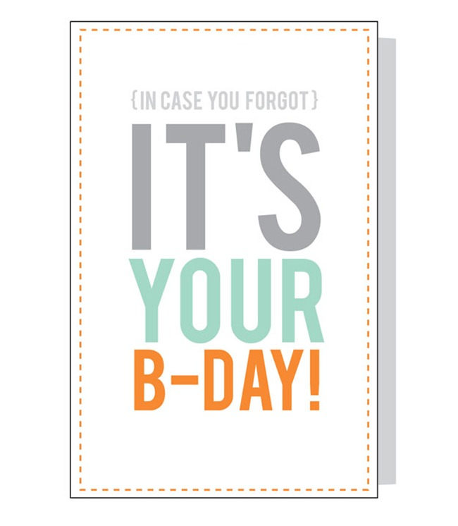 8 Free Birthday Card Printables – Happy Birthday Card Templates Free