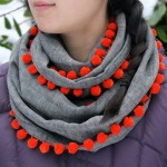 7 Simple Scarf Patterns to Sew