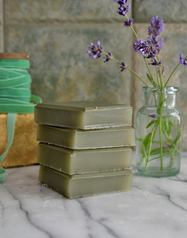 DIY Soap - Beauty Bar