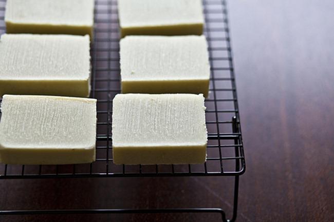 Milk Soap Recipe - The Dill Family