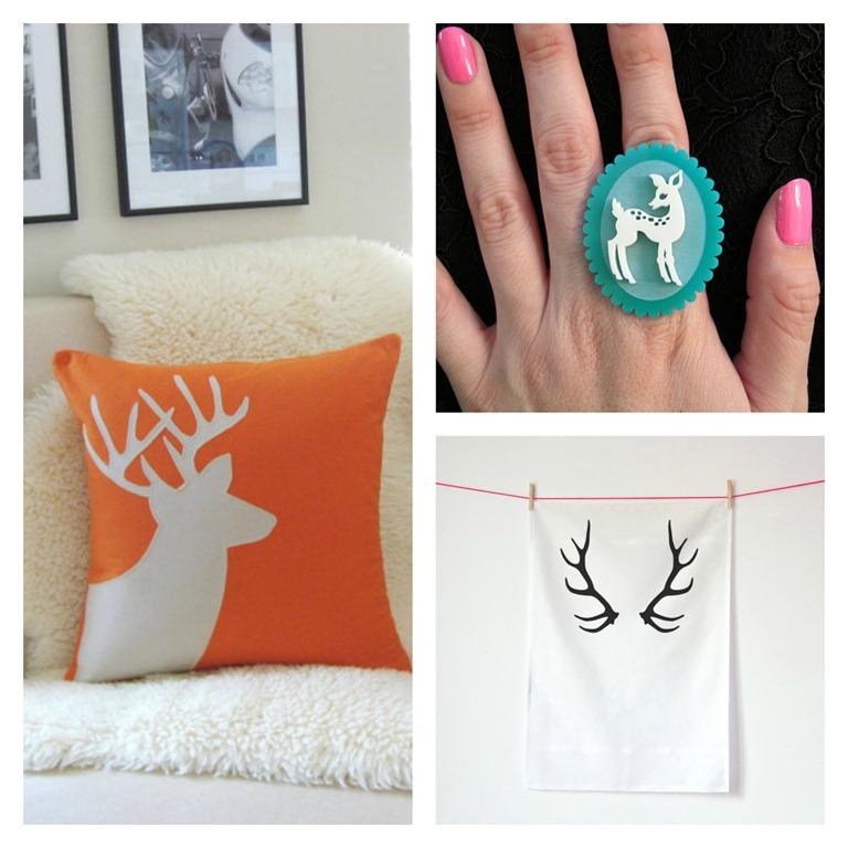 Oh Deer Etsy Love