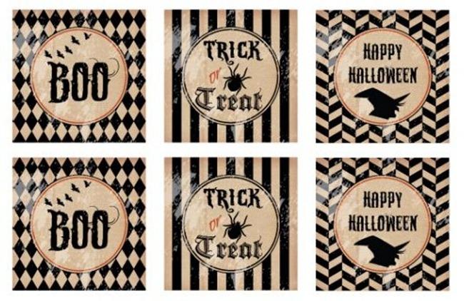 Halloween Party Printable Set