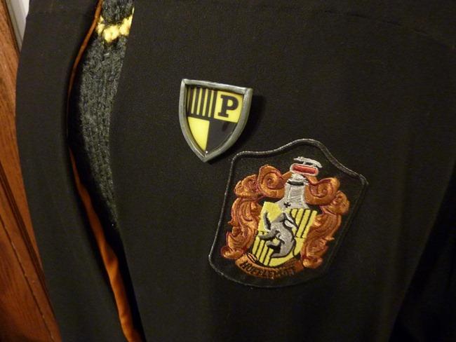 Harry Potter - Create a Badge - Craft Ideas