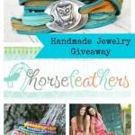 HorseFeathers–Beautiful Handmade Jewelry Giveaway {$100 Gift Certificate}