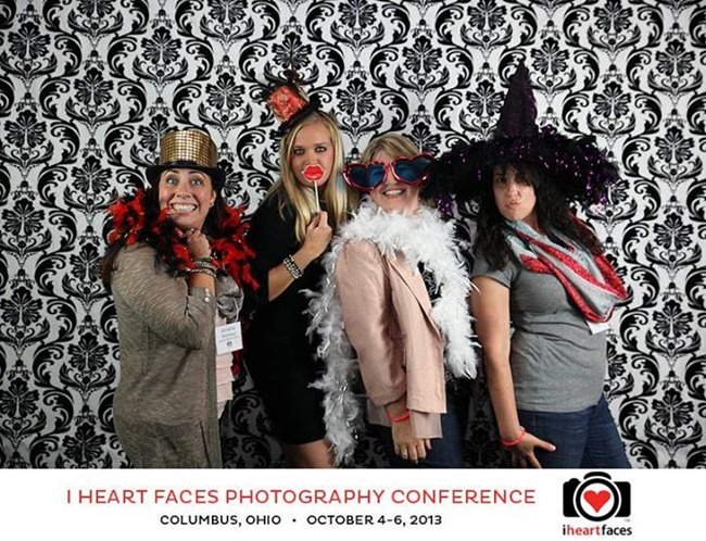 I Heart Faces Conference
