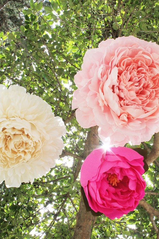 Pinata - Giant Flower - DIY Party