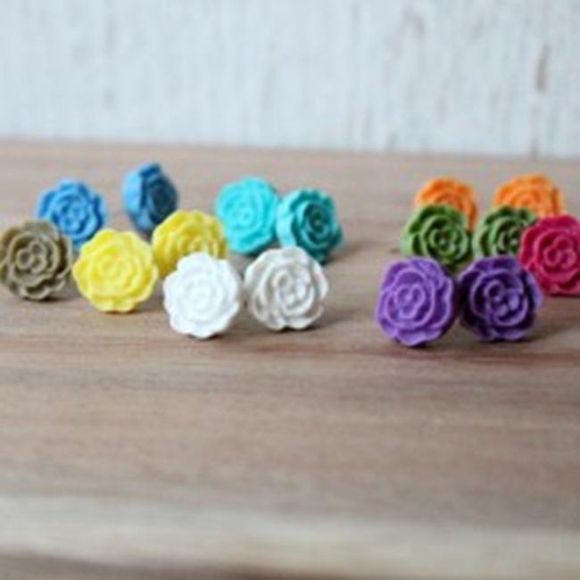 horsefeathers earrings - blooms