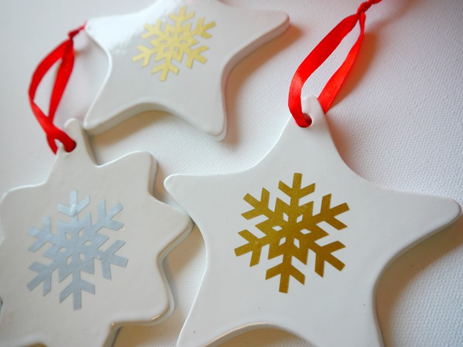 Christmas Ornaments {DIY in minutes} on EverythingEtsy.com