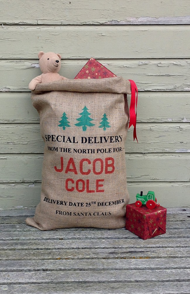 Everything Etsy Holiday Gift Guide - Bag of Coal