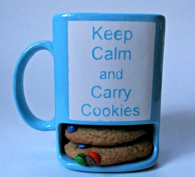 Everything Etsy Holiday Gift Guide - Cookie Cup