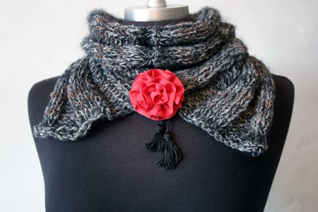 Everything Etsy Holiday Shopping Guide - Alpaca Scarf