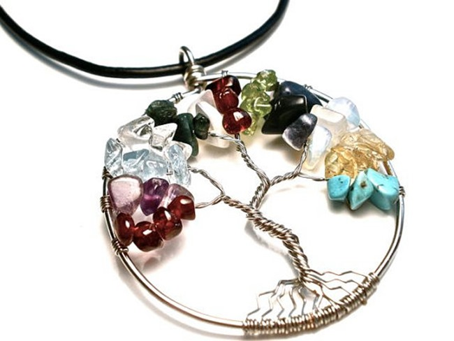 Everything Etsy Holiday Shopping Guide - Family Tree Necklace