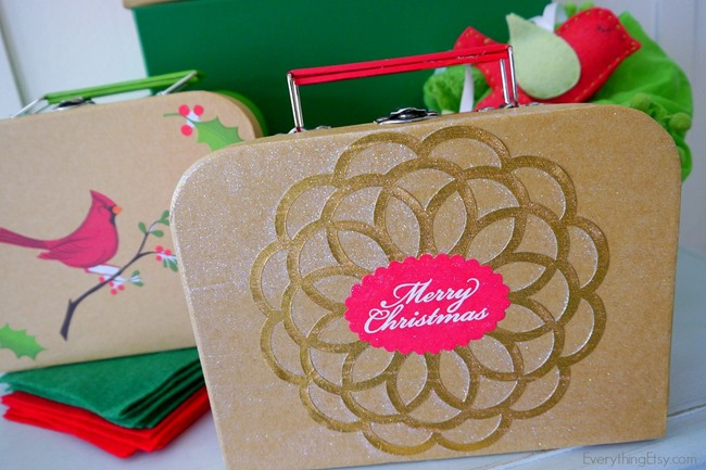 Holiday Gift Boxes - Happy Holidays
