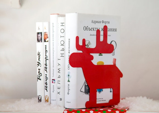 Holiday Gift Guide - Bookend
