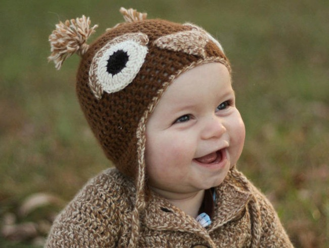 Holiday Gift Guide - Owl Hat