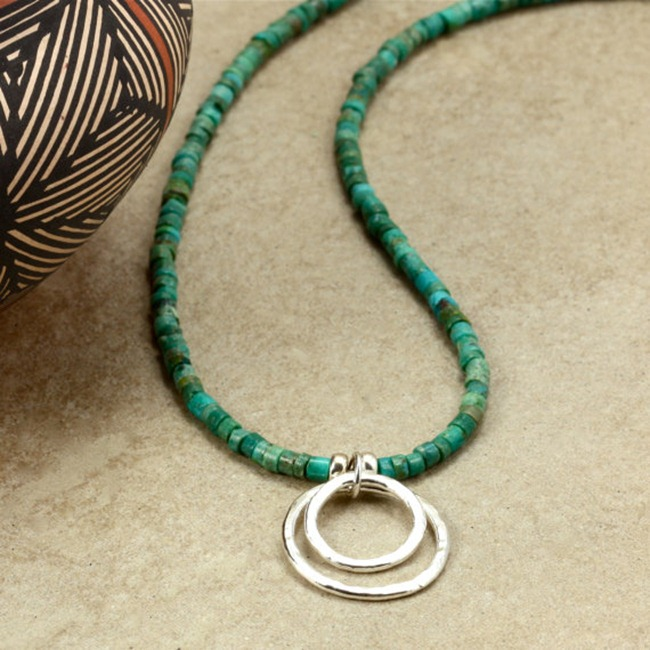Holiday Gift Guide - Turquoise Necklace