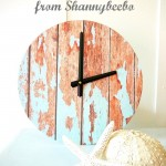 Win a Custom Clock! {Giveaway by Shannybeebo}