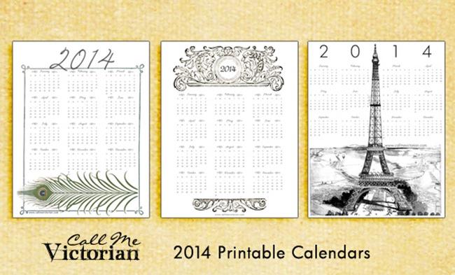 2014-printable-calendars