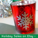 Holiday Sales on Etsy–It's That Time of Year!