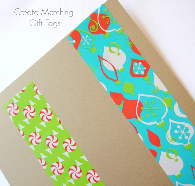 Packaging Tape - Create Gift Tags