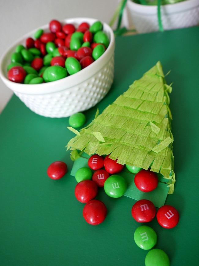 Pinata Ornament - fill it up!