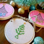 Embroidery Hoop Art {Love it!}