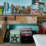 Craft Room–Vintage Style