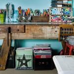 Craft Room–Vintage Style