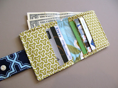 7 DIY Wallet Patterns - EverythingEtsy.com