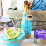 Organize With Mod Podge Sheer Colors