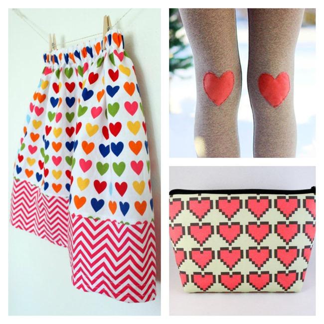 Sweet Hearts on Etsy {EverythingEtsy.com}