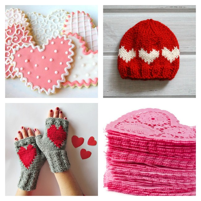 Sweet Hearts on Etsy