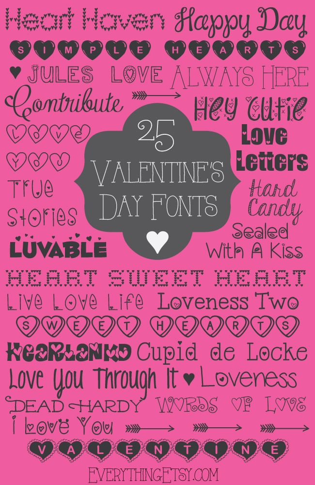 Valentine's-Day-Fonts-{EverythingEtsy.com}