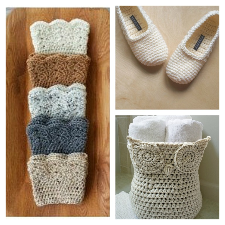 Handmade Crochet Gifts On Etsy