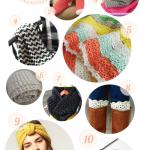 10 Free Cozy Crochet Patterns