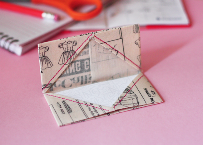 fabric-origami-gift-card-holder